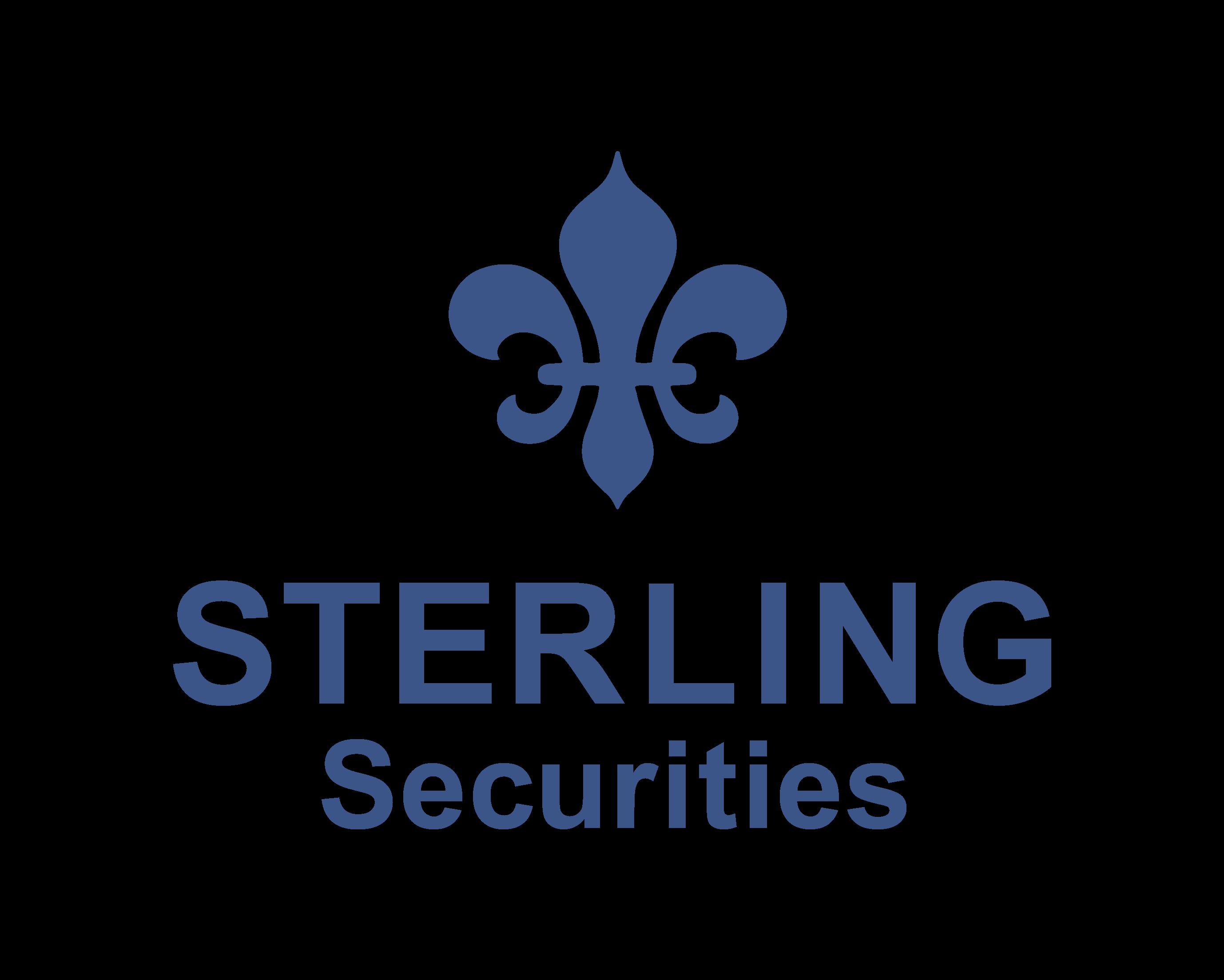 Sterling securities